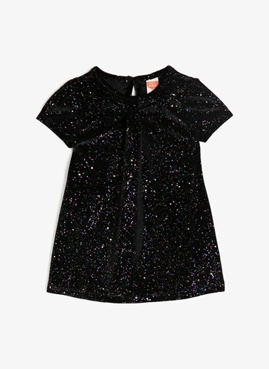 Koton Kids Koton Elbise Siyah